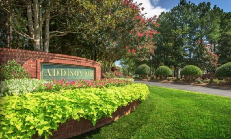 apartments with addison park at 6225 hackberry trail charlotte nc