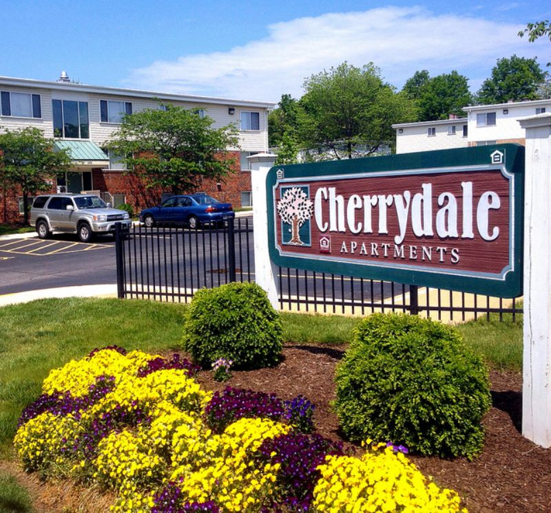 Cherrydale Apartments, Baltimore
