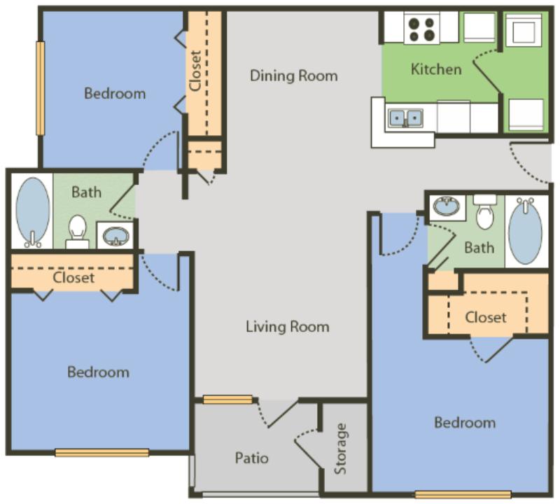 Midtown Crossing Apartments: Midtown Crossing Apts, Raleigh