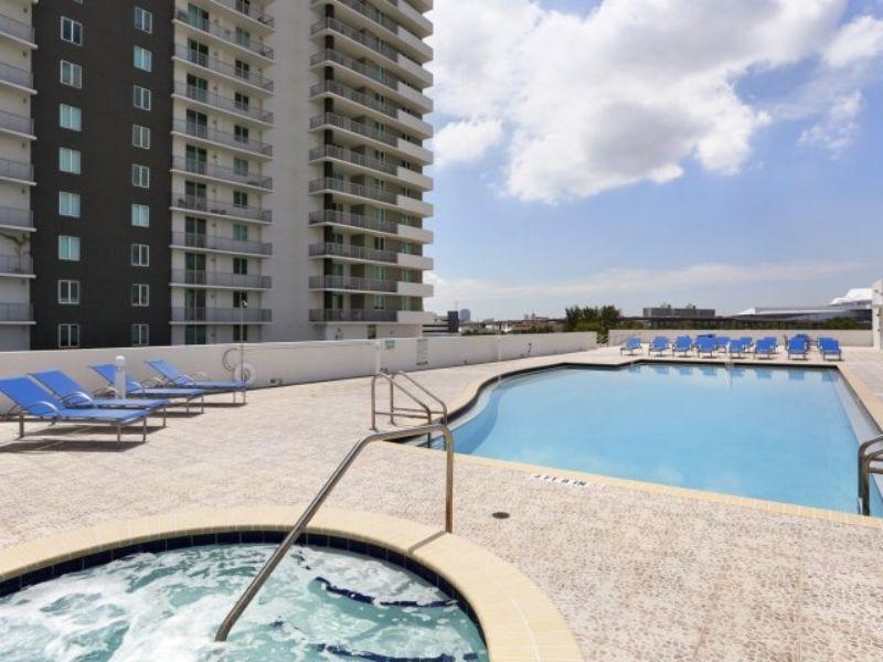 Modern Miami Apartments - Interior Design