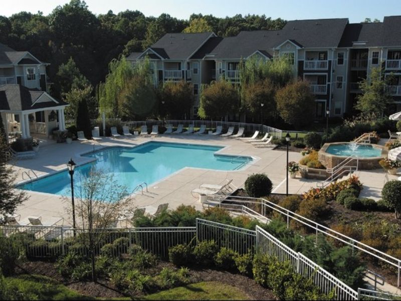 Carriage Club Apartments Mooresville Nc